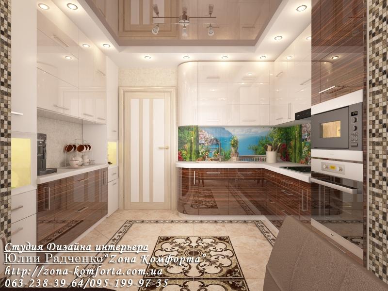 Кухня 8-5