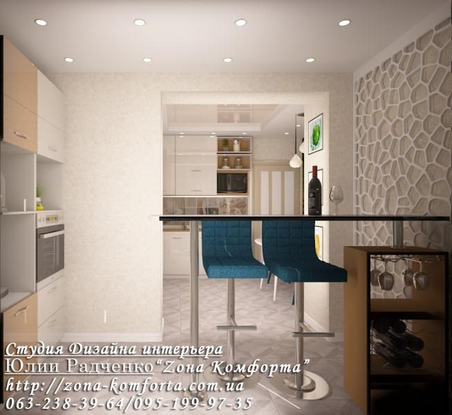 Кухня 12-7